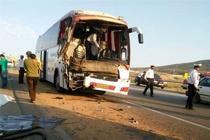 رانندگی نادرست شخصیها؛ عاملی برای تصادف اتوبوسها