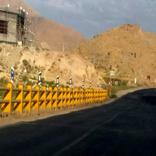 چهارخطه کردن محور حادثهخیز نهاوند- فیروزان در استان همدان تا اواخر خرداد سال آینده