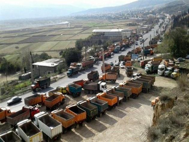 مطالبات کامیونداران تعیین تکلیف میشود