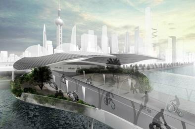 طرح BMW برای جادههای هوشمند ویژه دوچرخه