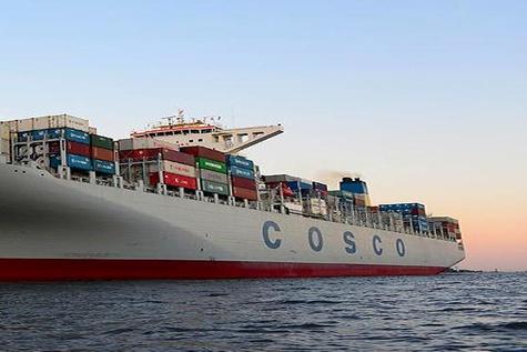 کشتیرانی چین سود پیش بینی شده خود را اعلام کرد