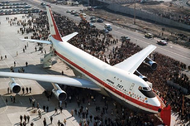 چین در پنج سال گذشته هزار هواپیما از بوئینگ خرید