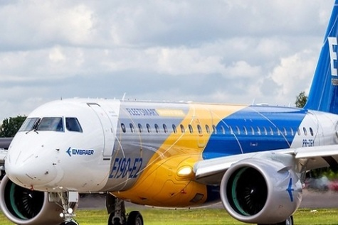 Wideroe turns to jets with Embraer ۱۹۰ - E۲ order