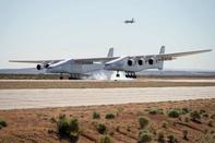 World's Largest Aircraft Makes Maiden Flight