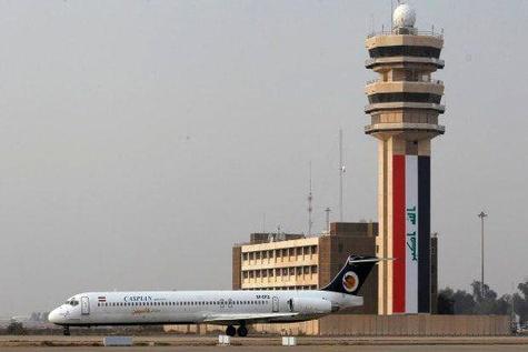 بغداد ، هنوز مقصد پروازها به عراق است