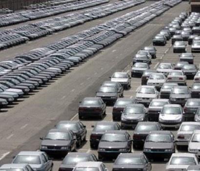 بازار پر فراز و فرود خودروی داخلی
