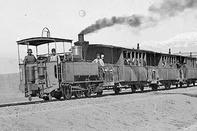 تصاویر/ ایران، راهآهن و استعمارگران