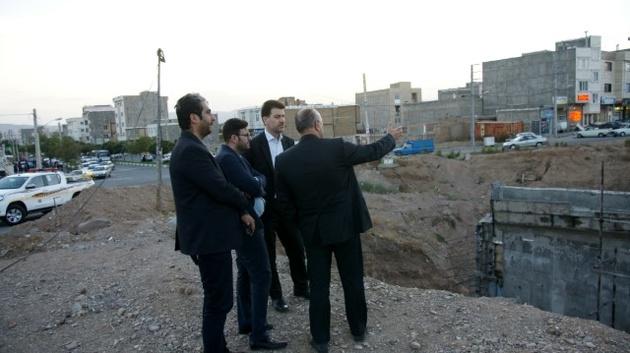 چهار درصد راههای زنجان  متعلق به شهرستان خرمدره