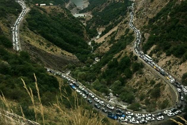 اعمال محدودیت های ترافیکی ۴ روزه در جاده های مازندران