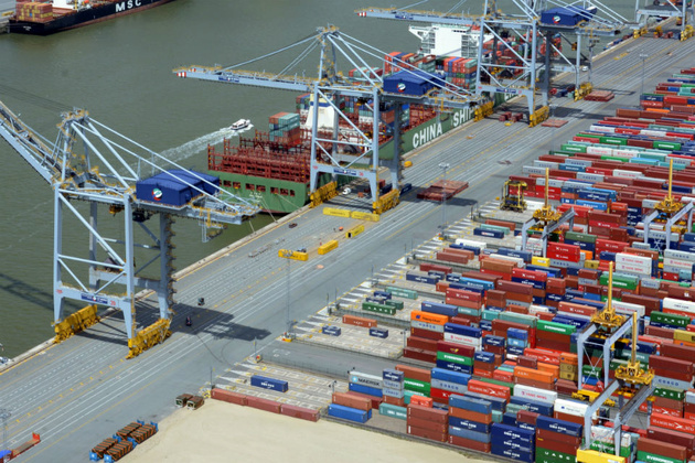 Antwerp wants to double rail freight share in 10 years