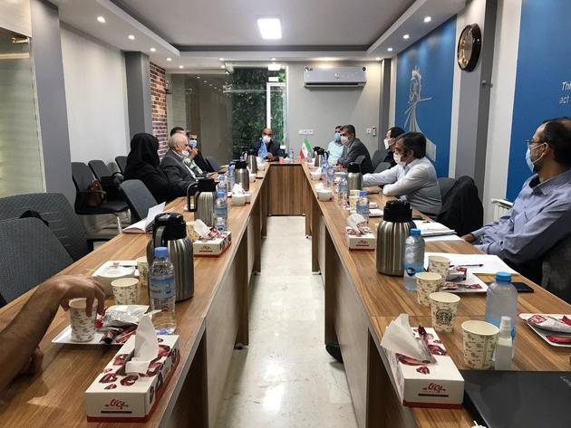 شبیه سازی دینامیکی مسیر ریلی تهران – مشهد