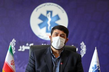 تعداد آمبولانسهای اورژانس به ۵۷۰۰ دستگاه افزایش یافت
