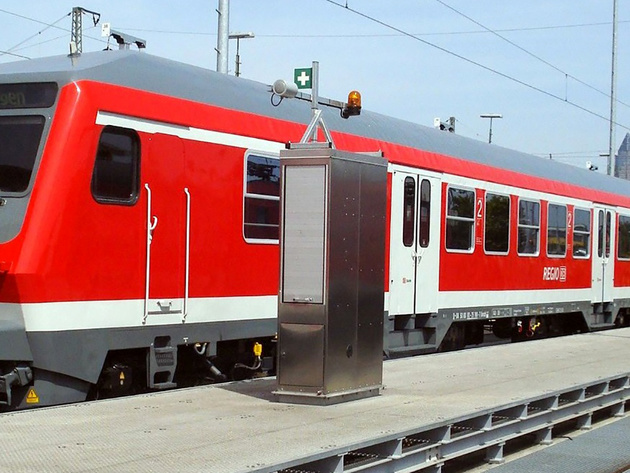 Train cleaning equipment on show at InnoTrans 2018