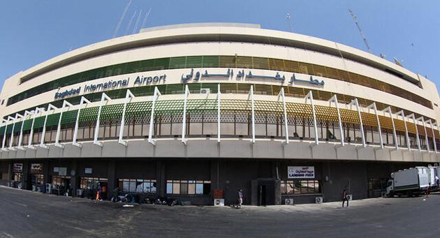 یشنهاد فرودگاه بین المللی بغداد به نام «ابو مهدی المهندس»