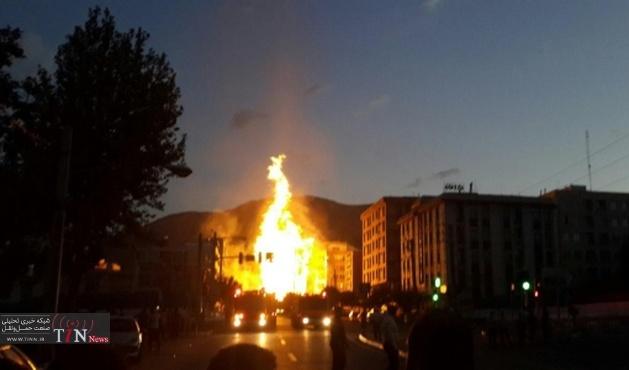 تشریح حادثه شهران و ارائه گزارش به کمیسیون عمران