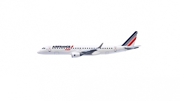Air France to rebrand HOP! regional subsidiary