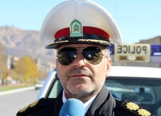 ترافیک سنگین در محور ایلام به مهران