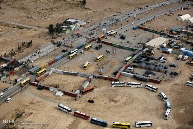 آمادگی ایران برای بازگشایی گذرگاههای مرزی با عراق
