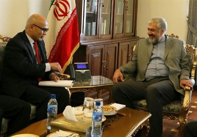 Iran, Indonesia Weigh Plans to Broaden Trade Ties