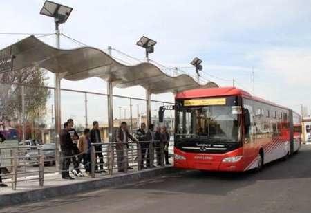 یک مقام مسئول: ازانتخاب جاده مخصوص برای راه اندازی اتوبوس های تندروخبرداد