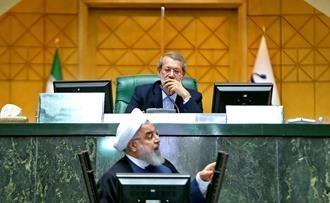 واکنش فعالان سیاسی به پاسخهای روحانی در مجلس