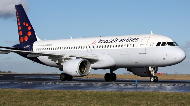 Brussels Airlines Airbus A320 suffers hard landing at Madrid