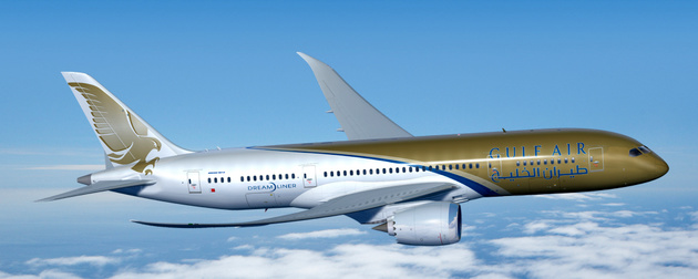 Gulf Air Gears Up for the Arrival of its First Boeing 787-9 Dreamliner aircraft