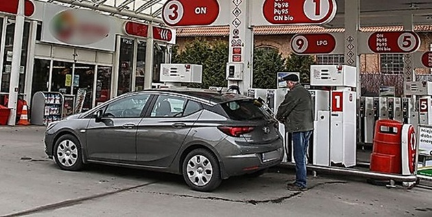 بیش از 3 میلیون خودروی سبک و تاکسی در روسیه LPG میسوزانند