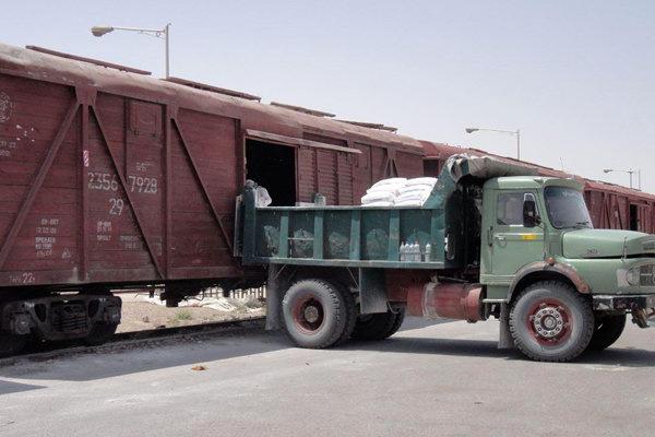 افزایش هشت برابر ی بارگیری راهآهن فارس در سال 96