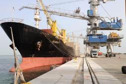 تخلیه کشتی کانتینری در بندر چابهار کمتر از یک روز