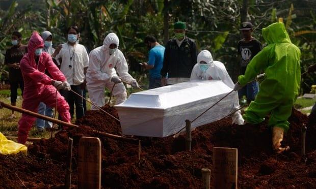 شمار قربانیان کرونا در جهان از ۴ میلیون نفر گذشت