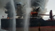 22 Evacuated from Burning Bulker off Indonesia
