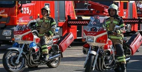 استخدام چهارهزار نفر در آتشنشانی