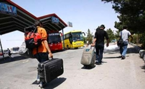 شمار مسافران نوروزی خراسان رضوی از سه میلیون نفر گذشت