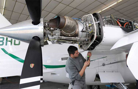 تعدیل نیرو در شرکتهای تعمیر و نگهداری هواپیما