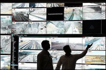 استقبال افغانستان از اقدامات نوین و هوشمند راهداری و حملونقل جادهای ایران