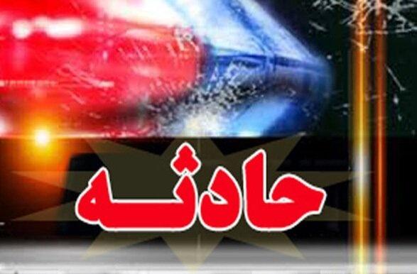 2 فوتی و 23 مصدوم بر اثر واژگونی اتوبوس در آزادراه تبریز - زنجان
