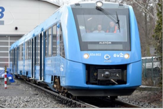نخستین قطار هیدروژنی جهان وارد چرخه مسافری می شود