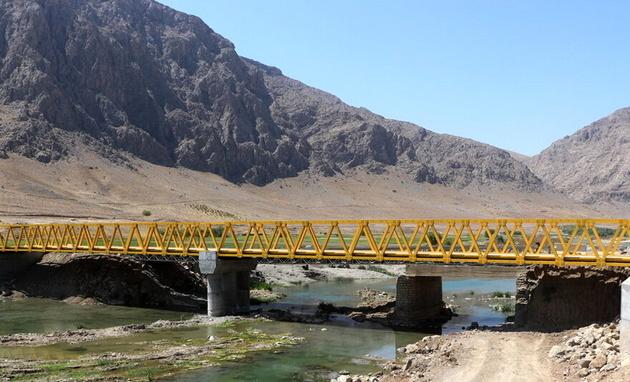 بهره برداری از پل«گروس» در شهرستان صحنه با ۱۲میلیارد تومان اعتبار