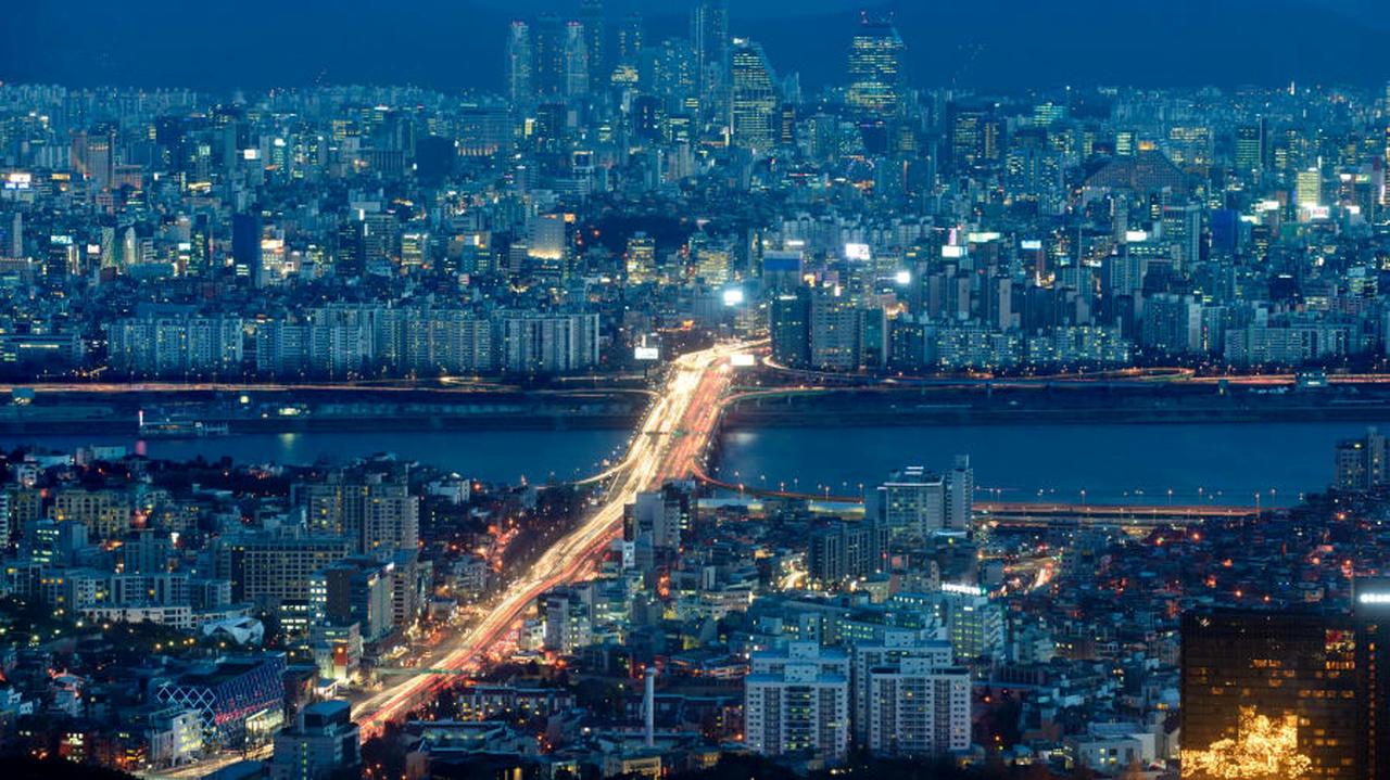 شماره 9: سئول/کره جنوبی