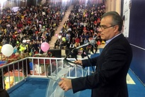 مراسم بزرگداشت روز کارگر برای کارکنان و کارگران مجموعه رجا
