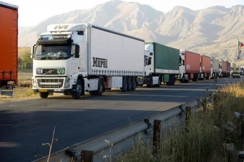معافیت شرکتهای حمل و نقل ایرانی از پرداخت عوارض جادهای به آذربایجان