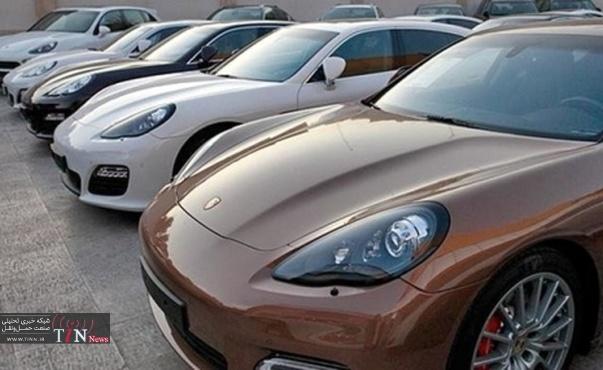 آمار واردات خودرو به ایران / واردات ۱۰۴ دستگاه خودرو از آمریکا