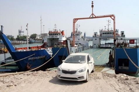 پس از برجام تقاضای واردات وترانزیت خودرو افزایش یافت