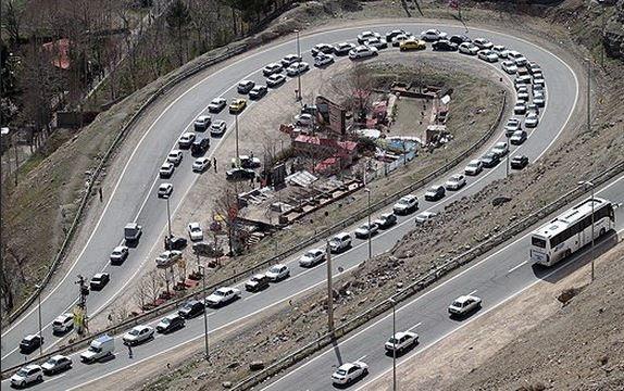 اصلاح ۱۰ نقطه پرتصادف در استان البرز/ نصب گاردریل در نقاط پرتگاهی