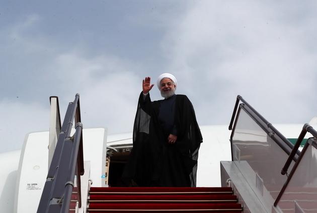 رئیس جمهور چهاردهم فروردین به آنکارا سفر میکند