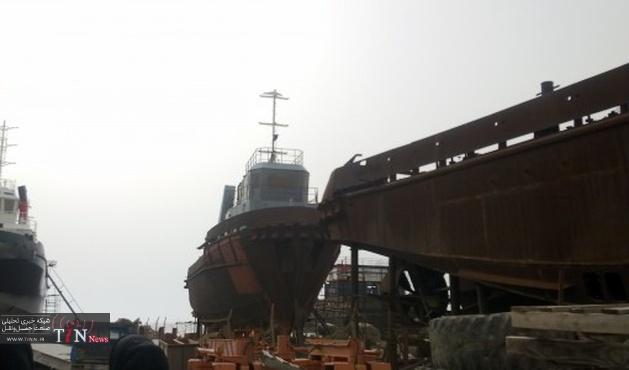 سفارش ساخت دو کشتی به DSME کره
