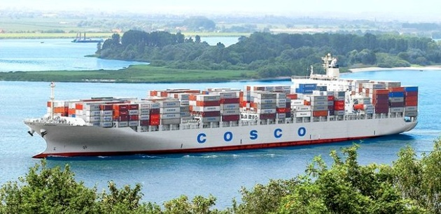 COSCO plans to build $2 billion port in Peru