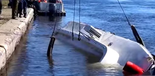 11 die after collision on Volga river, Captain found drunk