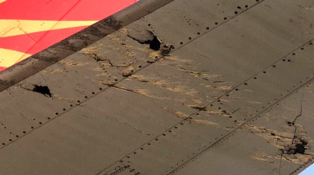 Air India Airbus A321 Reports Damage to Underside of the Aircraft